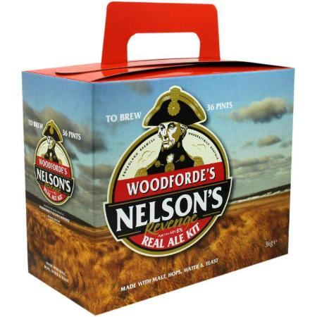 Woodfordes Beer Kit - Nelsons Revenge Strong Bitter