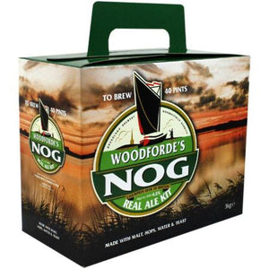 Woodfordes Beer Kit - Nog Porter style