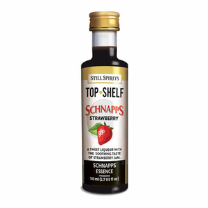 Top Shelf Schnapps Essence - Strawberry