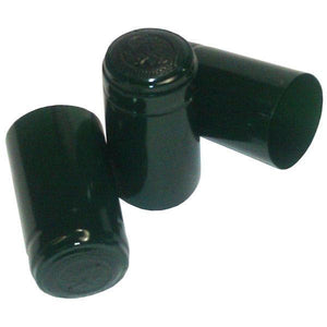 Wine Shrink Capsule - Green - Pack Size 100