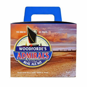 Woodfordes Beer Kit - Admiral's Reserve