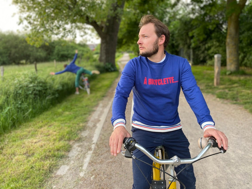 Sweat HOMME ACHILLE A BICYCLETTE...