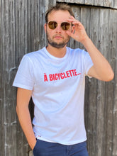 T-Shirt HOMME A BICYCLETTE... TIMOTHEE
