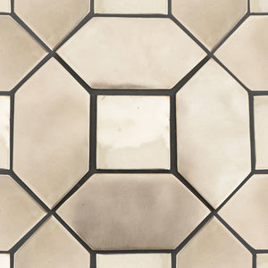 Debuting luxury tiles handmade in beautiful solid bronze by Thanet-based interdisciplinary art studio, SPACER