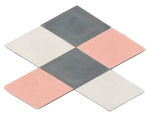 diamond concrete tile - Handmade Tiles // Margate