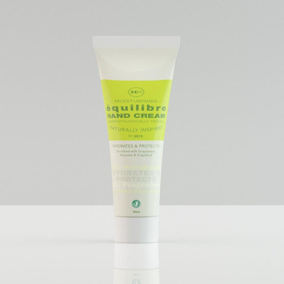 équilibré Natural Hydrating Hand Cream for Sensitive Skin - Dermatologically Tested - Marple & Co Store