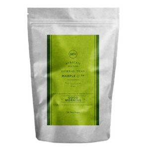 Marple & Co - Evening/Morning Skin Detoxing & Cleansing Herbal Tea - 15 Tea Bags - Marple & Co Store