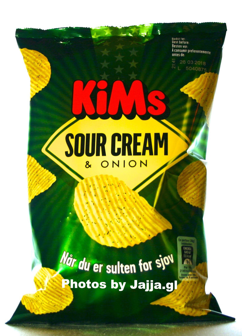 Kims - Sourcream & Onion