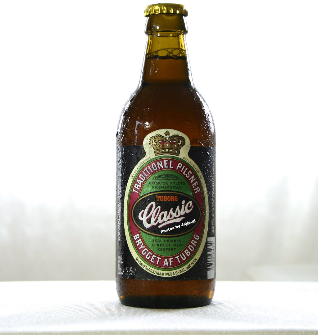 Tuborg Classic 4,6%, 33cl (inkl. pant)