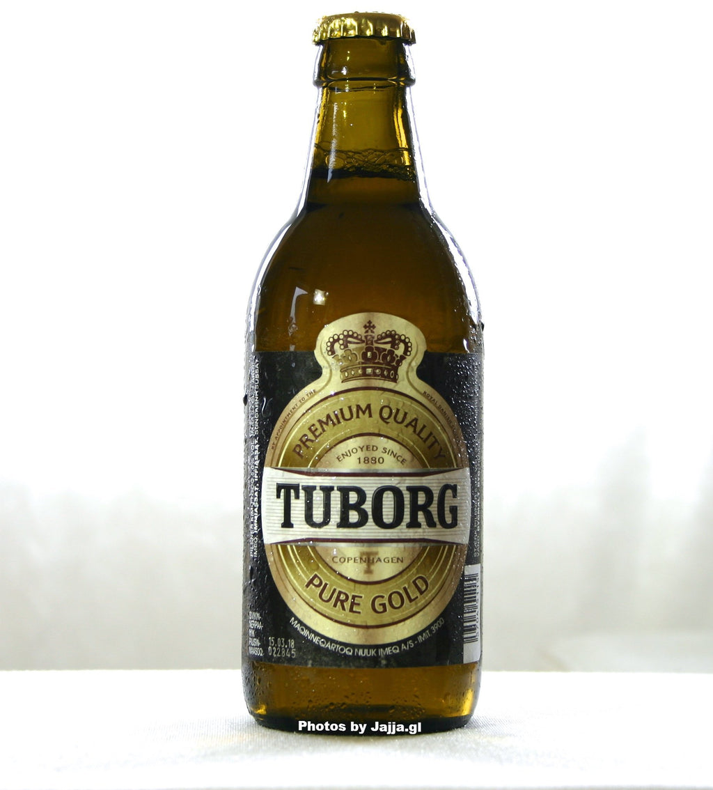 Tuborg Guld 5,0%, 33cl (inkl. pant)