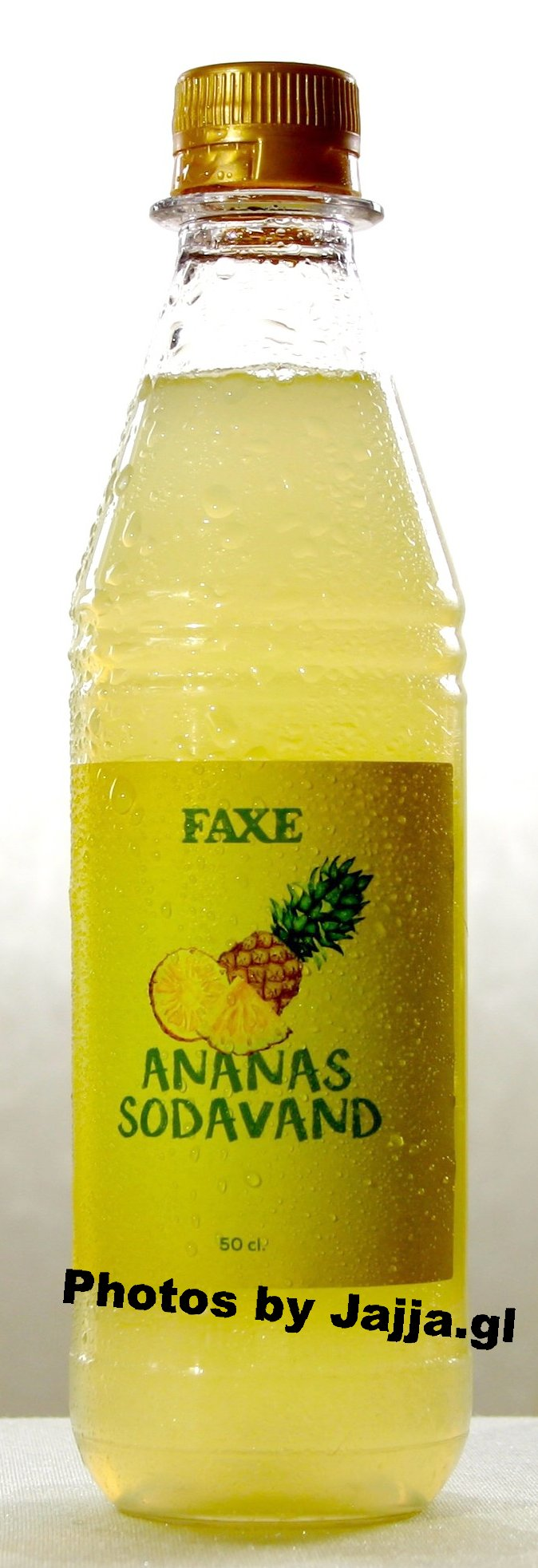 Ananas - Faxe, 50cl (inkl. pant)