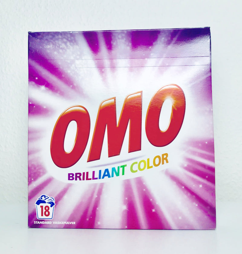 Omo Vaskepulver 1260g - Brilliant Color