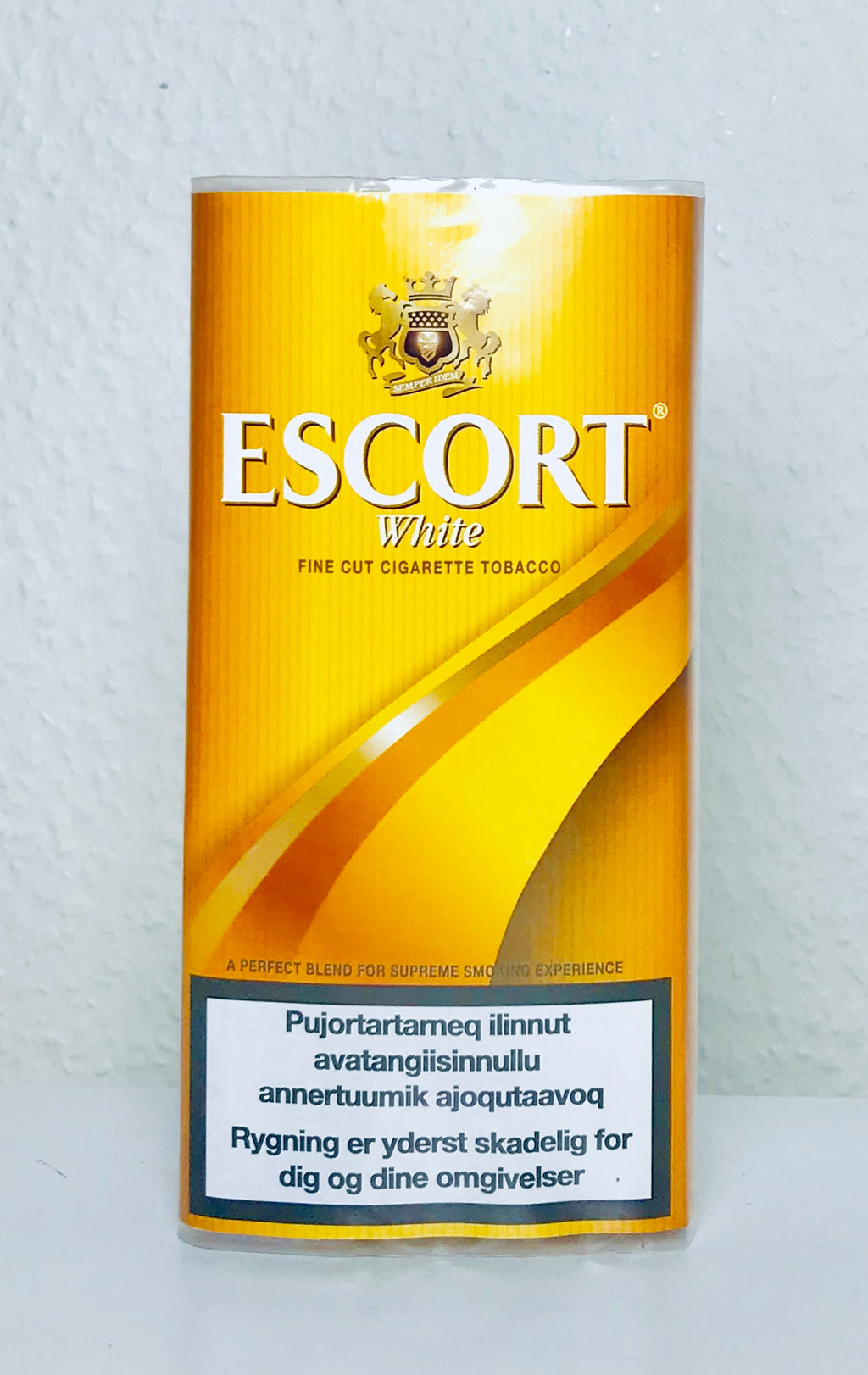 Escort White Fine Cut 40g
