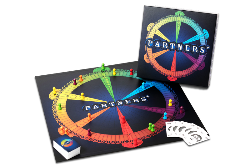 Partners+ (6 pers) - Game Inventors