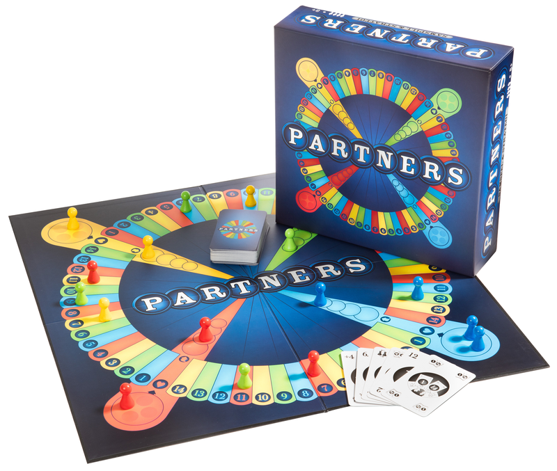 Partners (4 pers) - Game Inventors