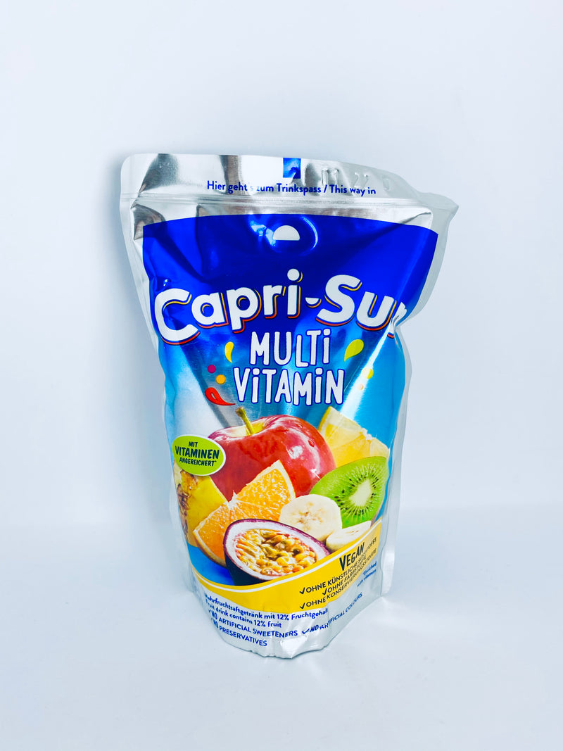 Capri-Sun - Multi Vitamin 200ml