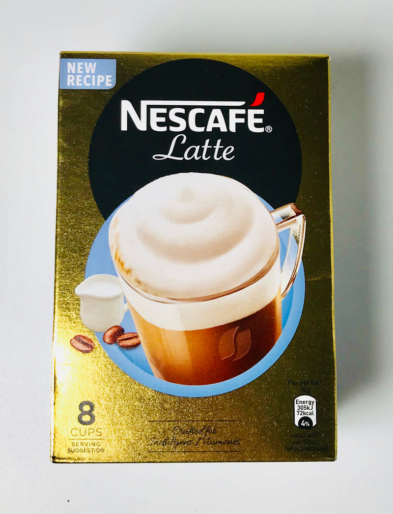 Latte - Nescafe 8 Cups