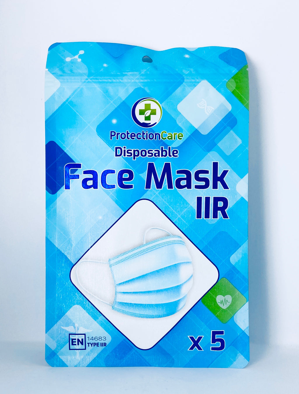 Face Mask IIR 5 stk. - ProtectionCare
