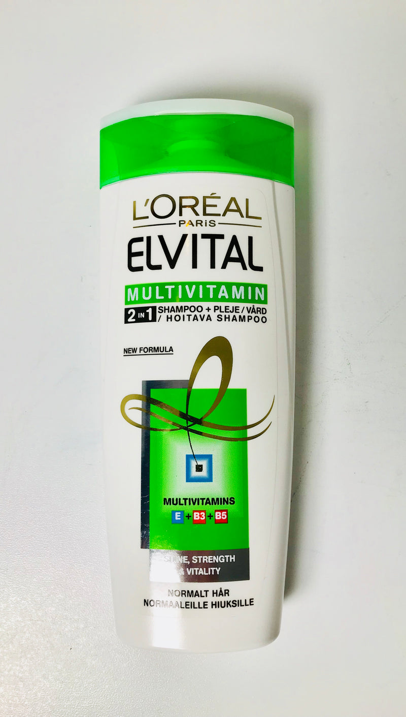 Elvital 2-in-1 Multivitatim - L'oréal 250ml