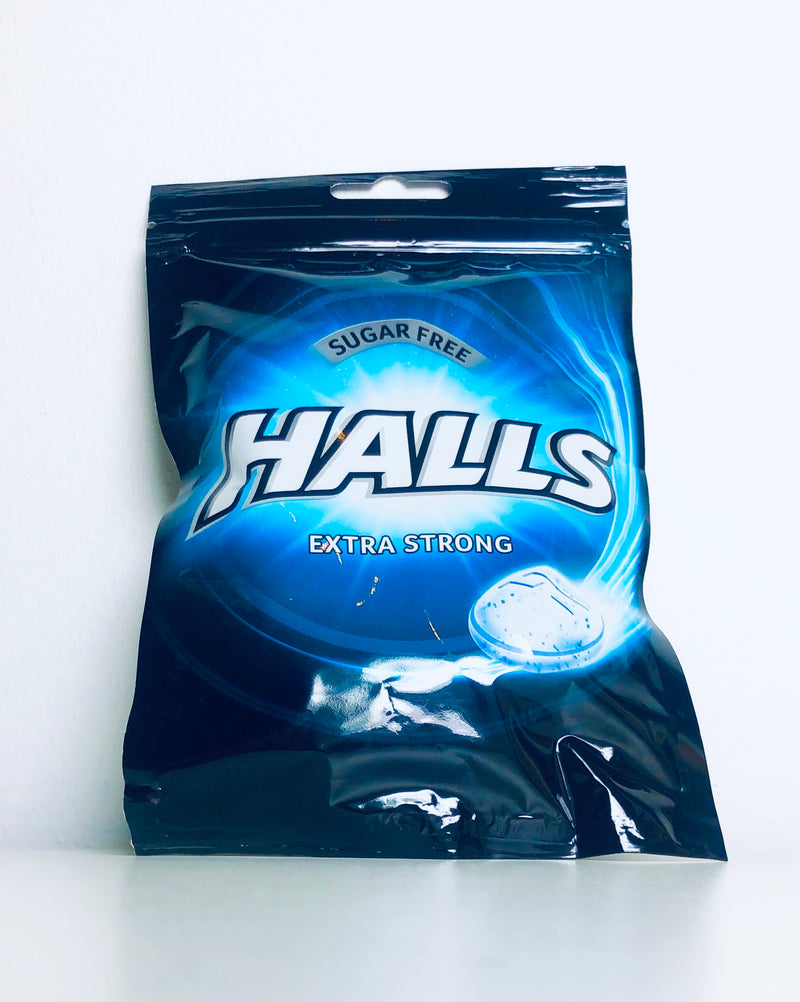 Halls - Extra Strong 65g