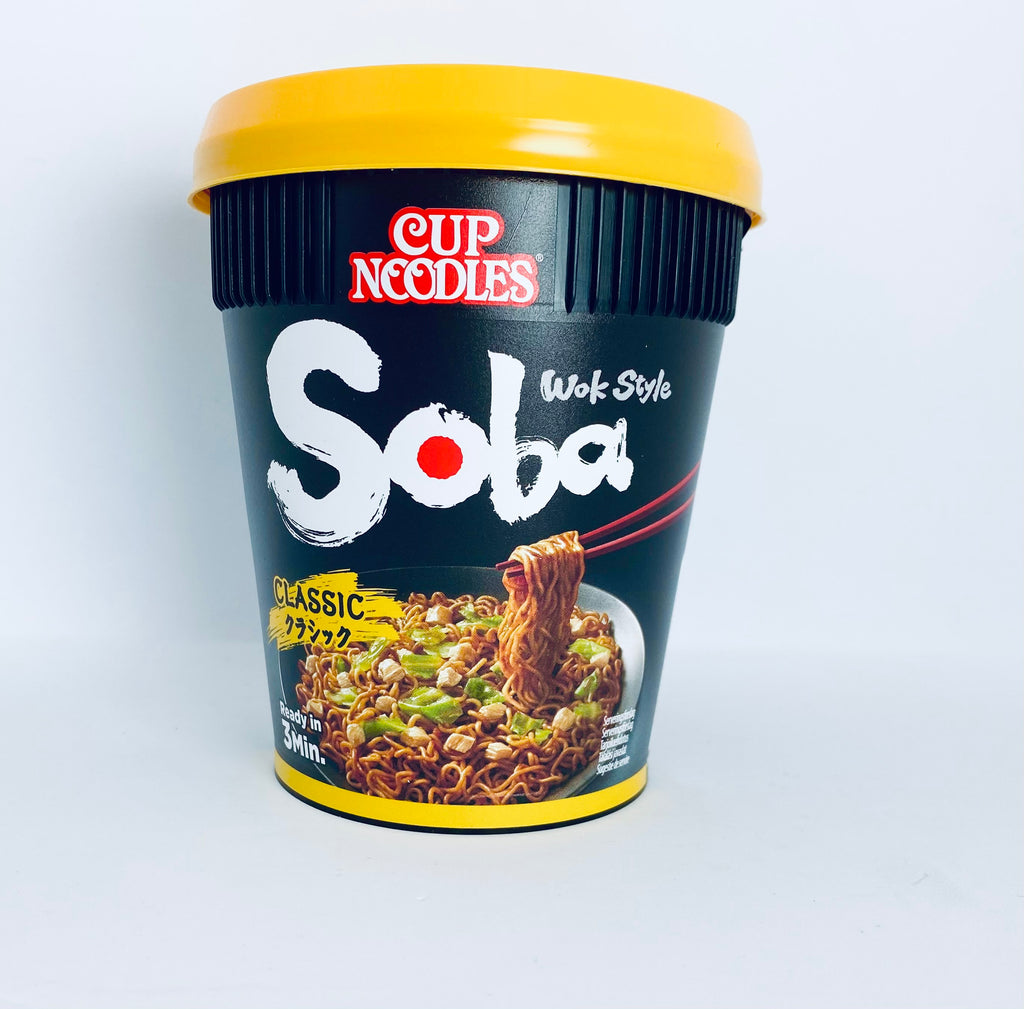 Cup Noodles Soba Classic 90g - Nissin
