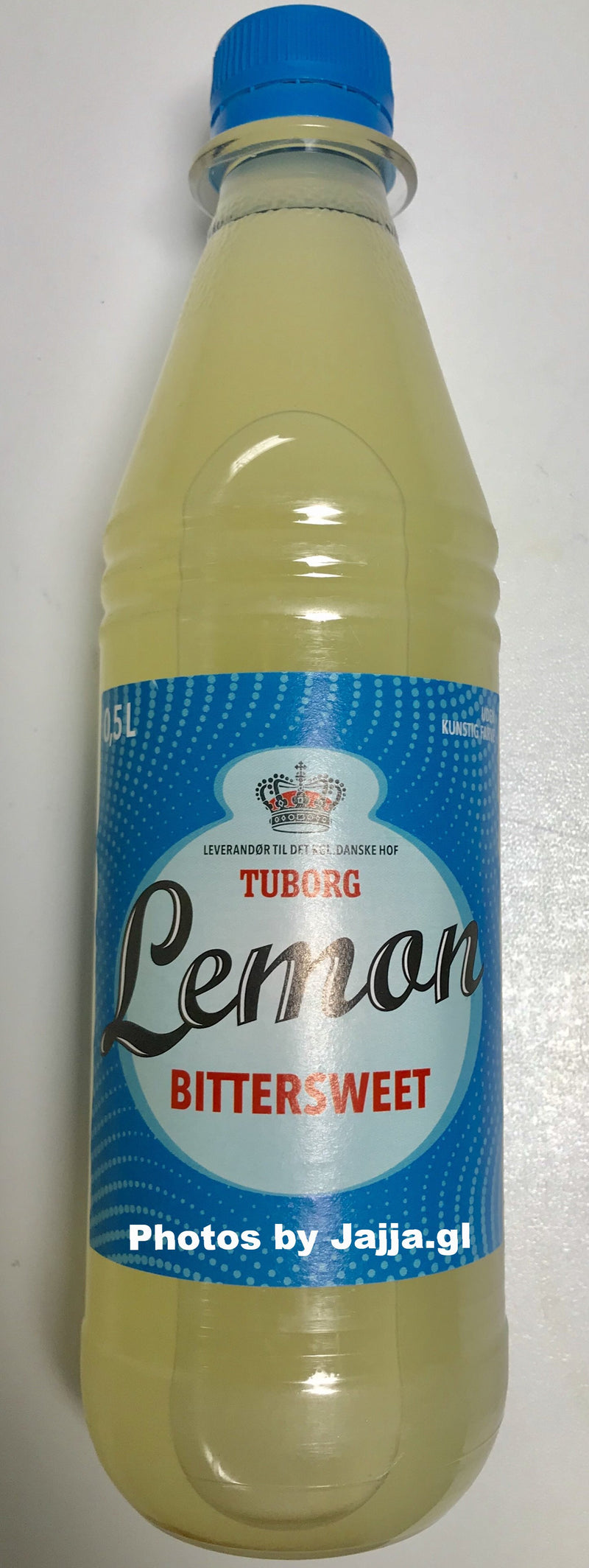 Lemon - Tuborg, 50cl (inkl. pant)