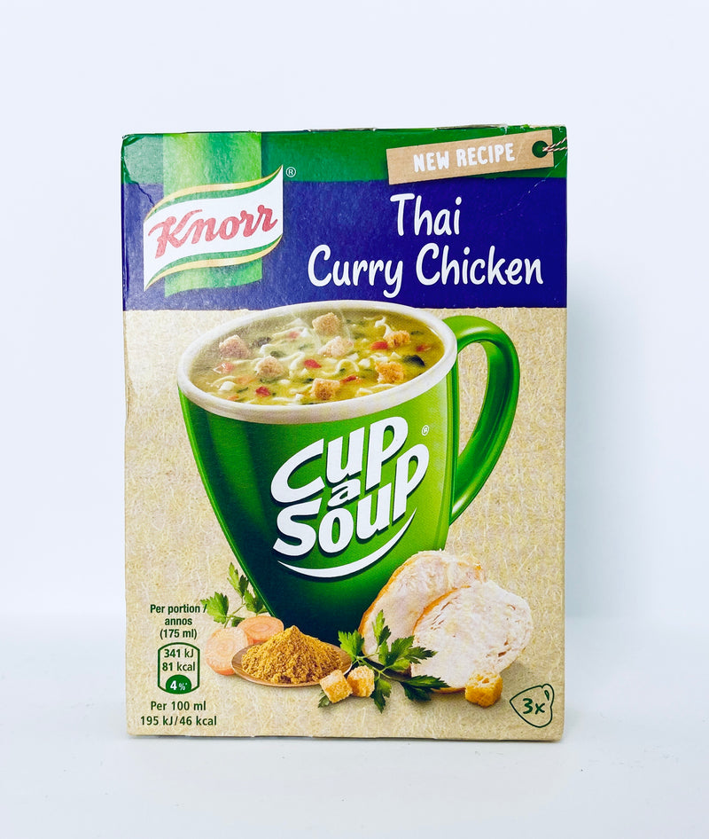 Thai Curry Cup 3x18g - Knorr