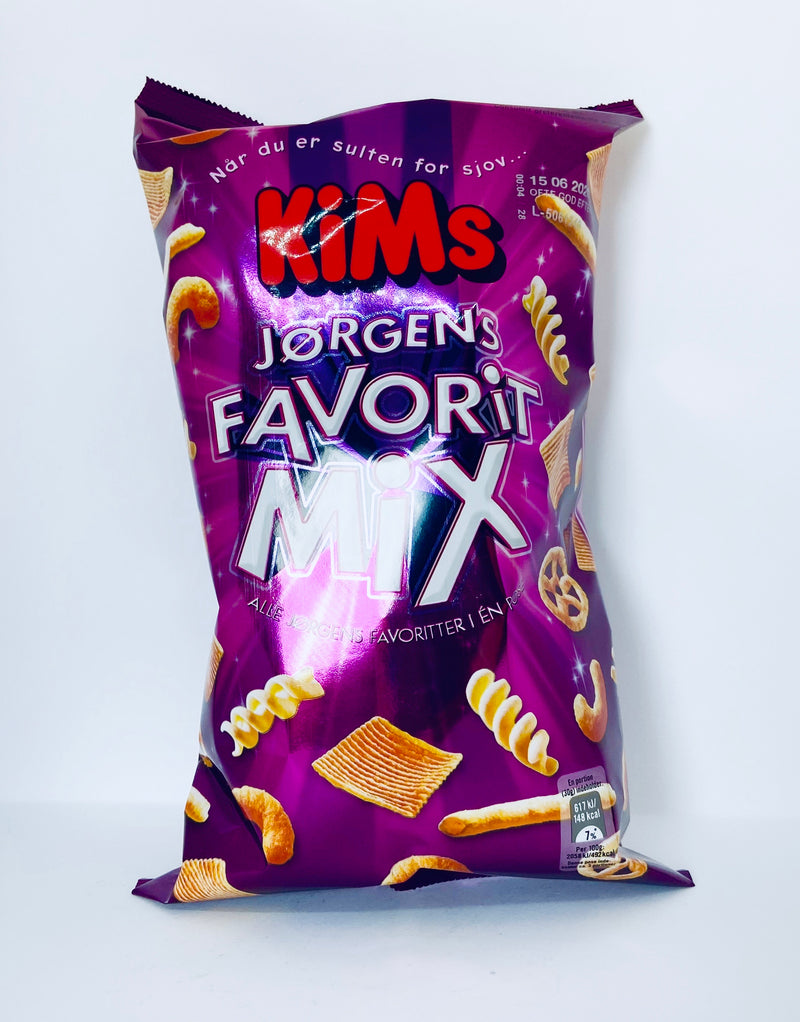 Kims - Jørgens Favorit Mix 75g