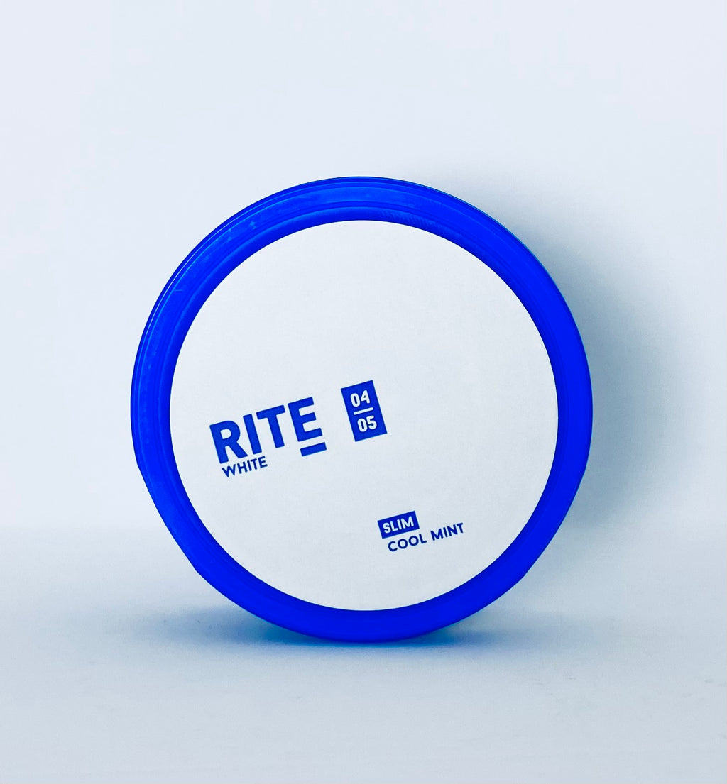 Rite - Cool Mint (Slim Portion) - Styrke 4/5