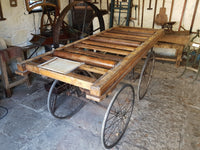 workhouse coffin cart