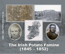 The Irish Potato Famine DVD