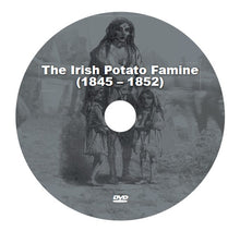 famine exhibition dvd