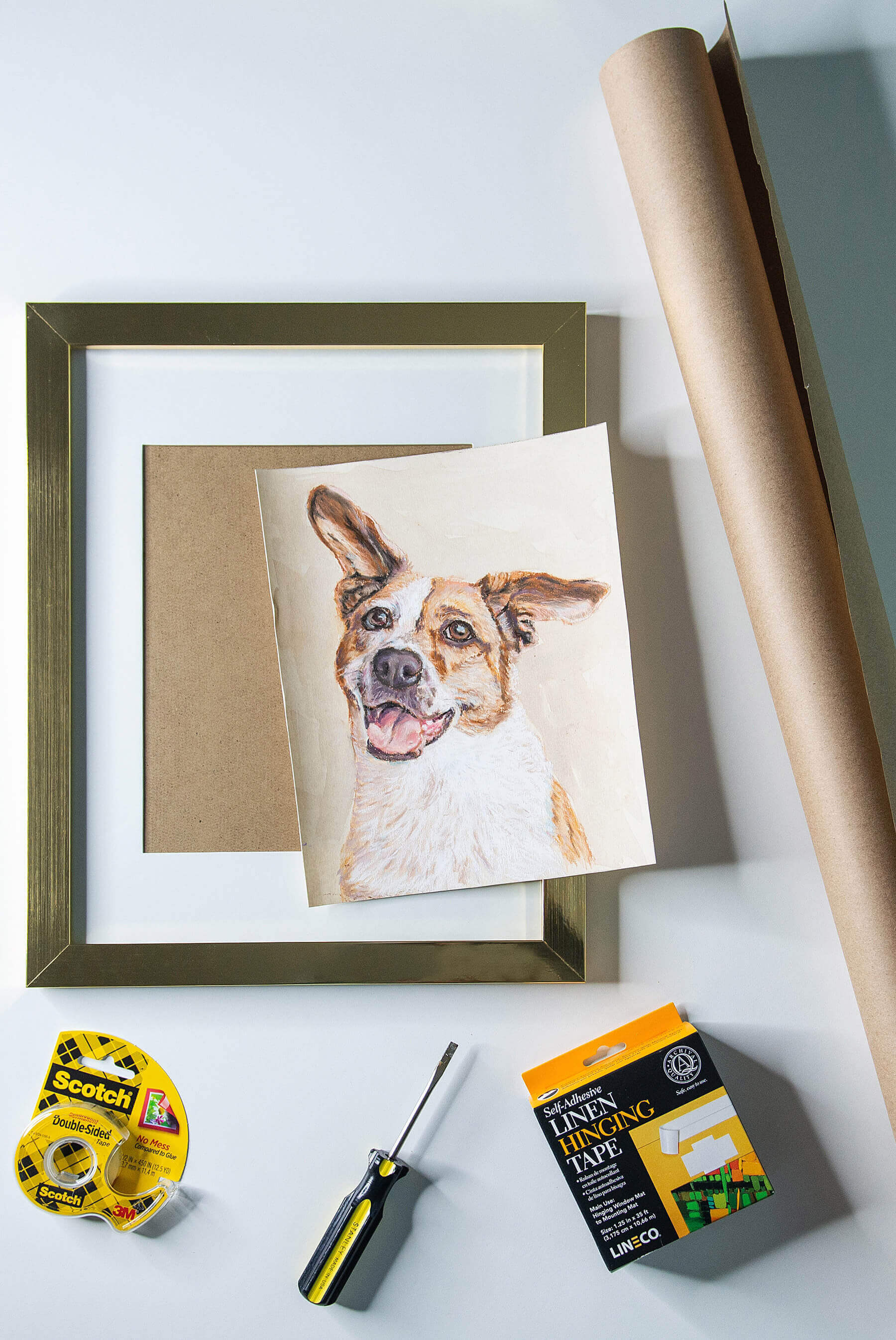 How to Frame Pastel Paintings Step by Step at Home