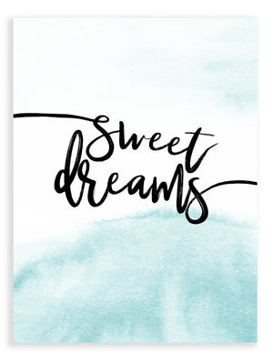 Sweet Dreams Print - Delicious Design House