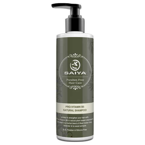 Image of Pro Vitamin B5 Natural Shampoo