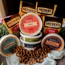 Load image into Gallery viewer, Birdie's Pimento Cheese - Pimento & Pretzels - Snyder's of Hanover - twists - pimenot cheese