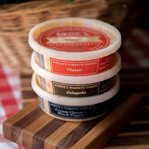 Birdie's Pimento Cheese - 3-pack of pimento cheese