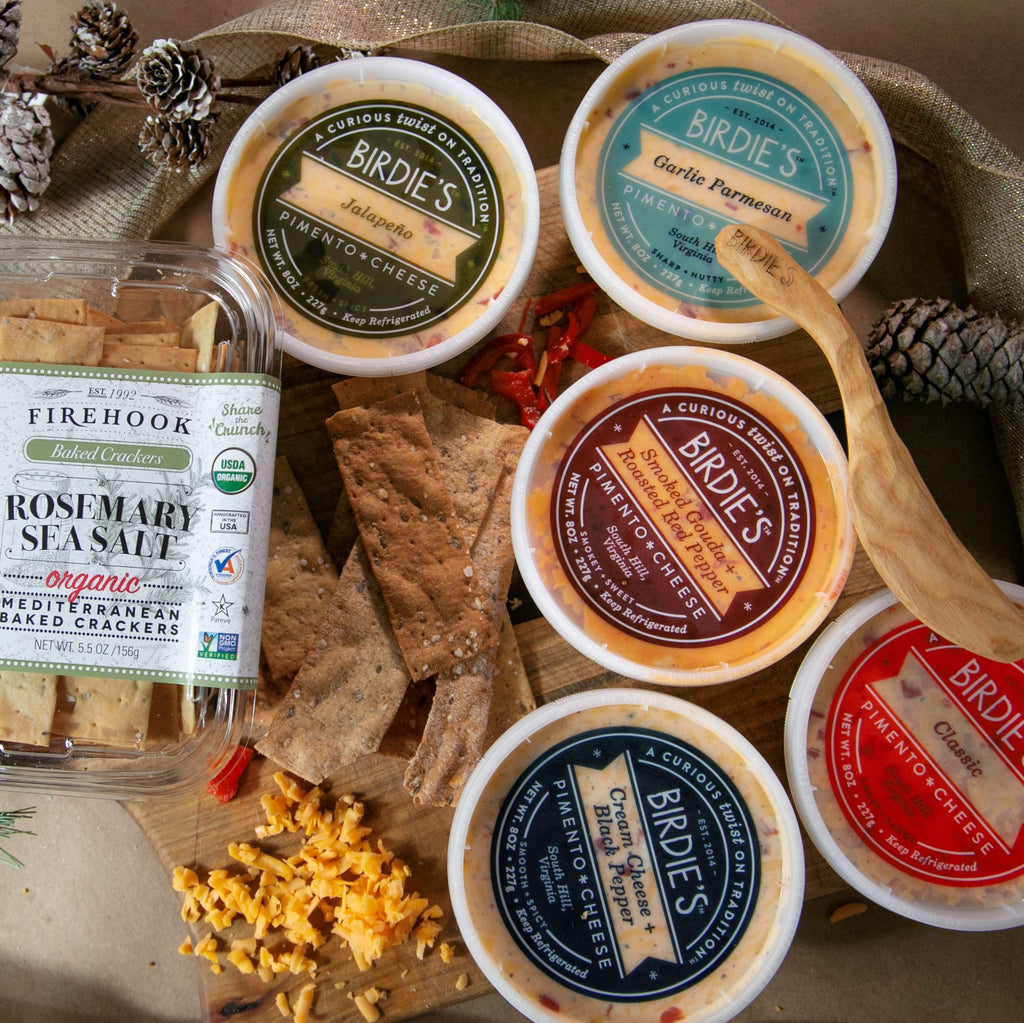 Big Holiday Pack - Birdie's Pimento Cheese