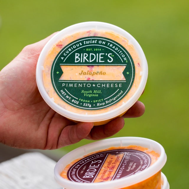 Snack Pack! - Birdie's Pimento Cheese