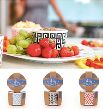 Load image into Gallery viewer, Dip-a-di-do-da Dip Bowls - Birdie's Pimento Cheese