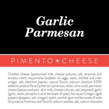 Load image into Gallery viewer, Garlic Parmesan Pimento Cheese