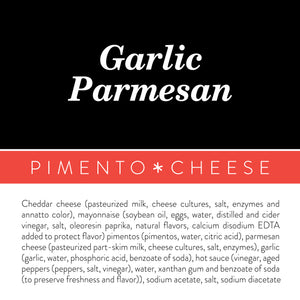 Garlic Parmesan Pimento Cheese