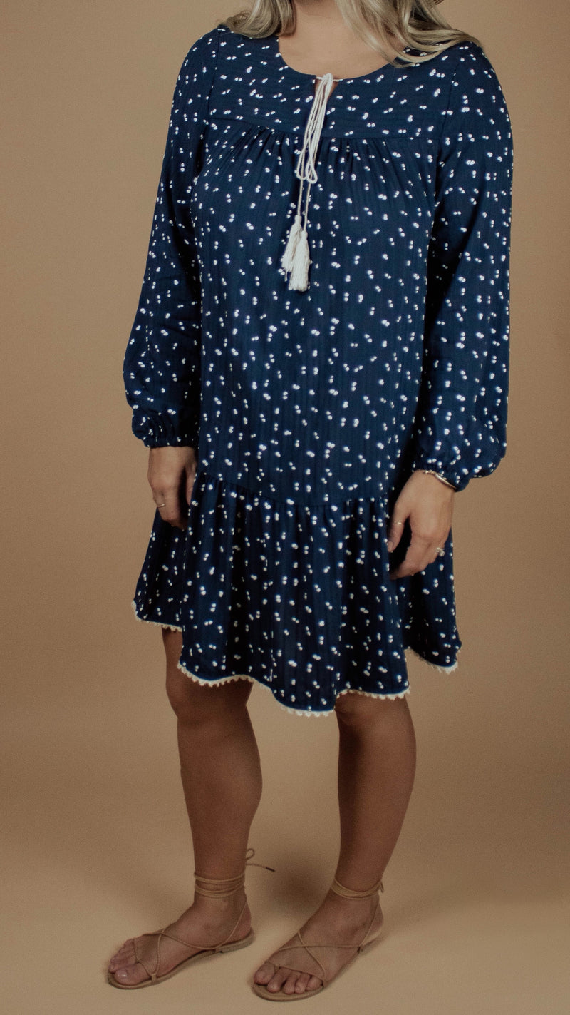 Darling Dot Dress
