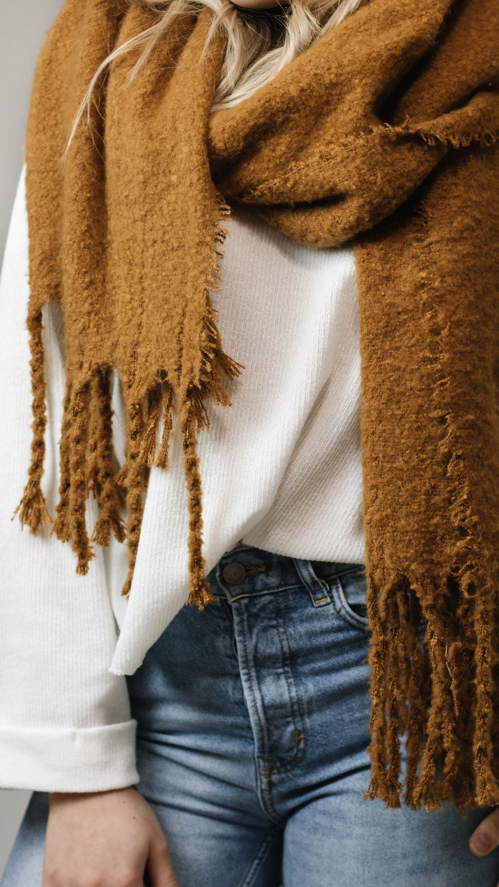 Hold My Heart Scarf