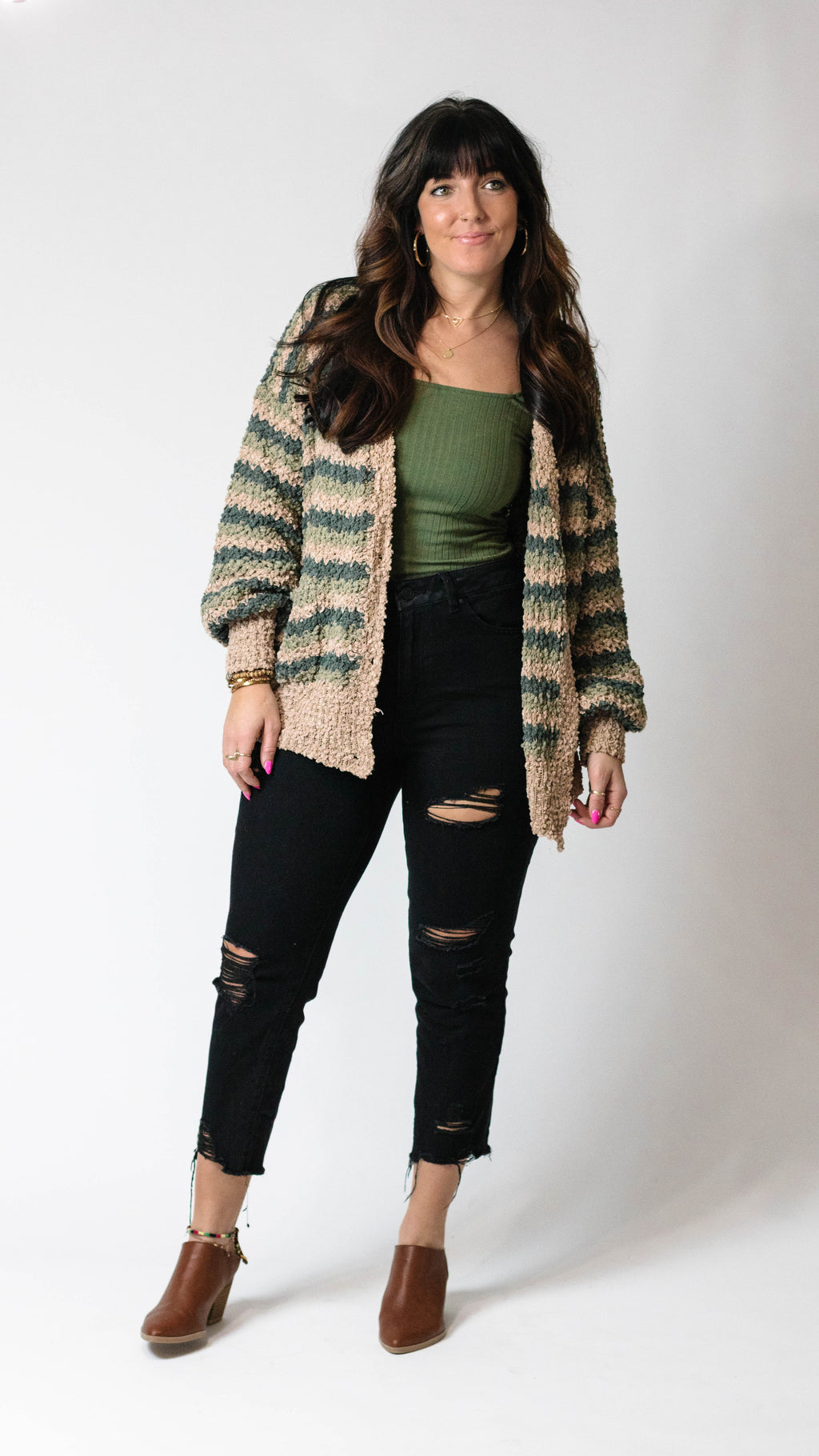 Heart of Hearts Cardigan