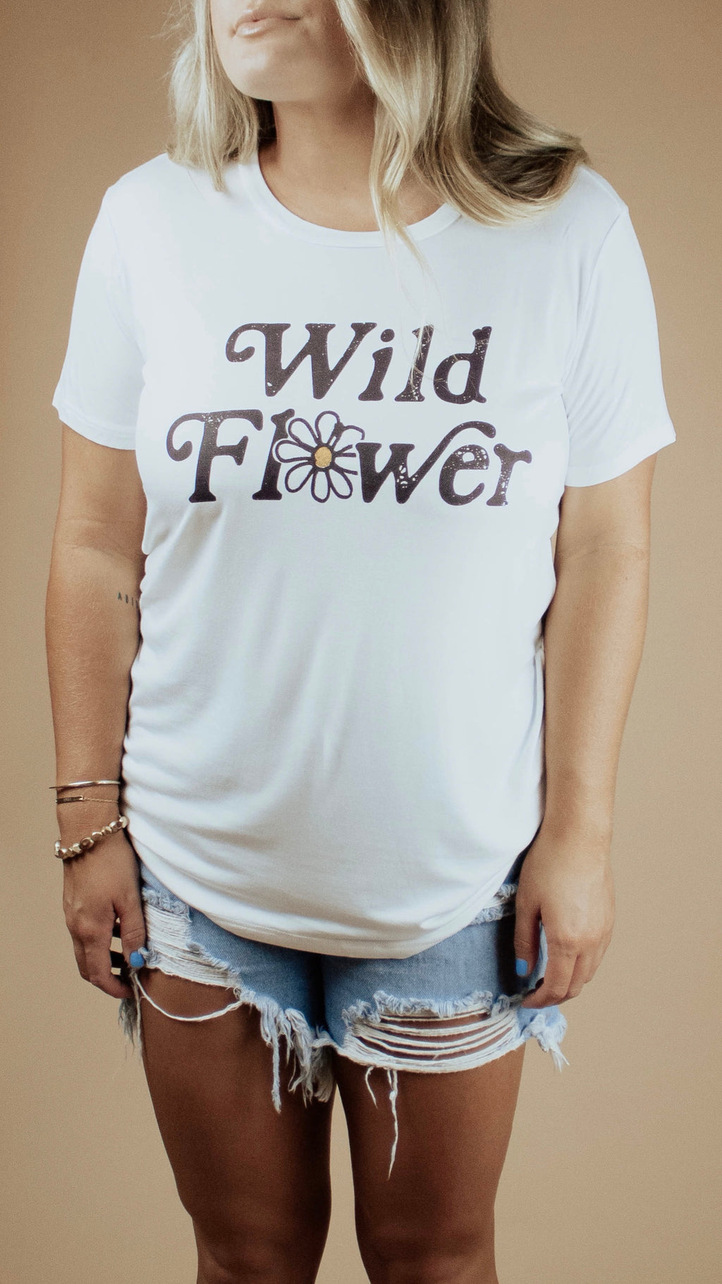Wild Flower Graphic Tee