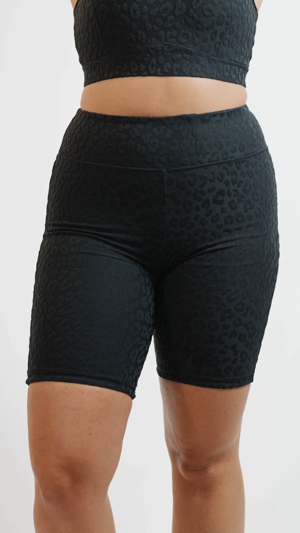 Natural Habitat Shorts — Black
