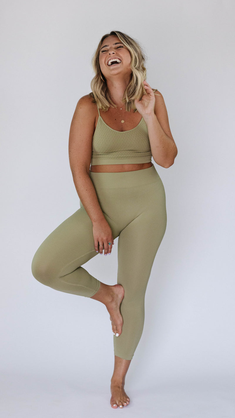Gemma Seamless Legging