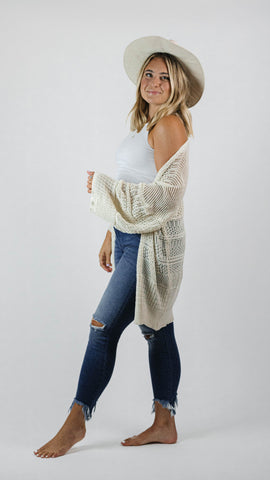 Cloud Nine Mesh Top