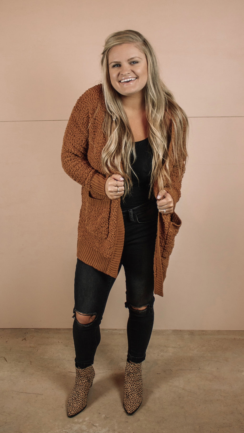 Cozy On My Mind Cardigan